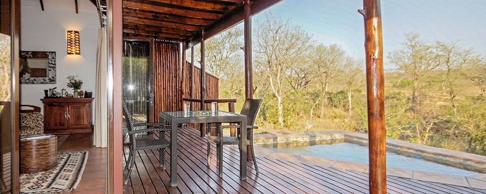 Idube Makubela Suite Pool