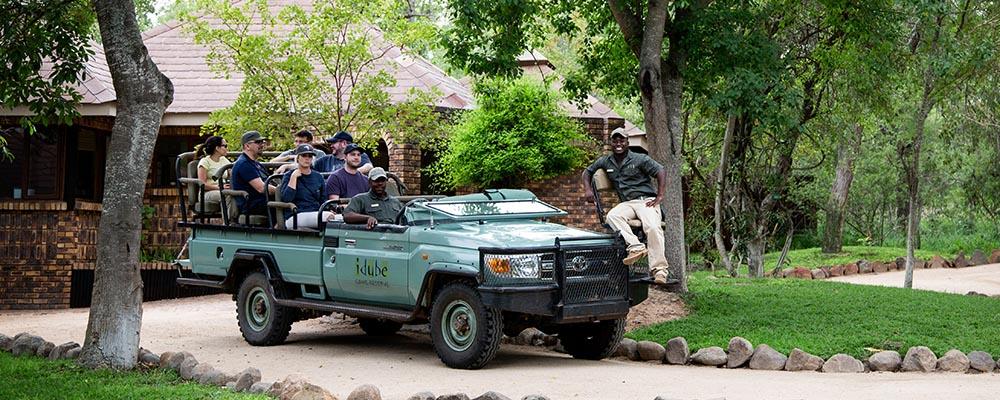 Idube Safari